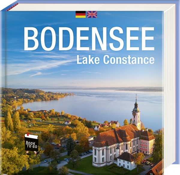 Bodensee/Lake Constance - Book To Go