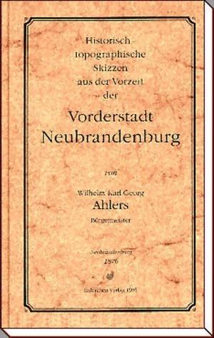 Vorderstadt Neubrandenburg