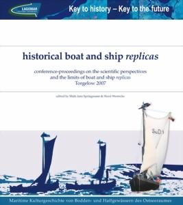 historical boat and ship replicas - LAGOMAR