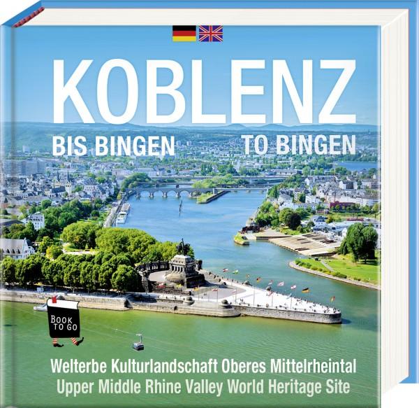 Koblenz bis Bingen/Koblenz to Bingen - Book To Go