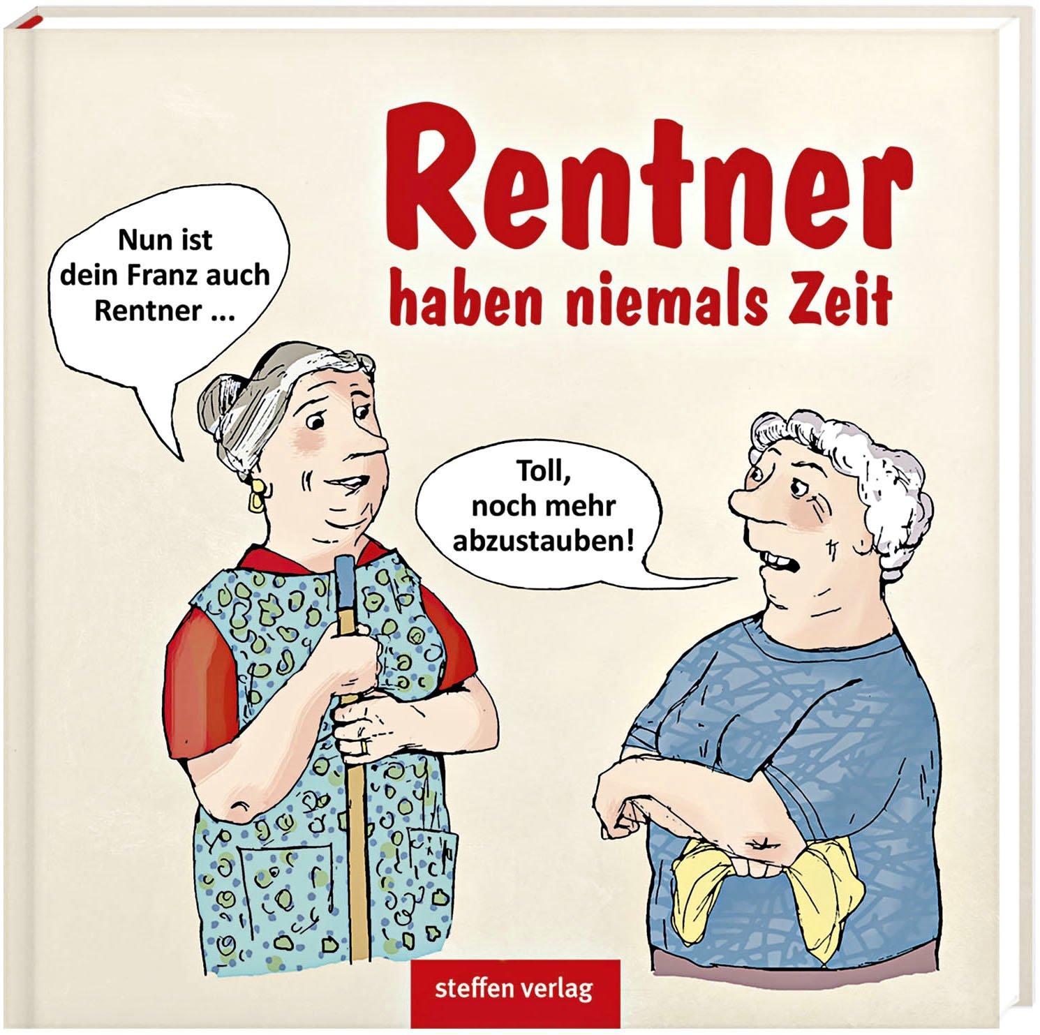 Rentner Sprüche Bilder